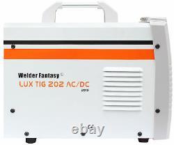 TIG LUX TIG 202 AC / DC Welder Fantasy inverter welder Welding Machine IGBT