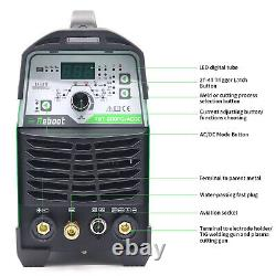 TIG200P 200A Tig Welder AC DC 110/220V IGBT Inverter Welding Equipment Machine