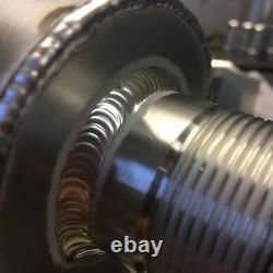 Tig weld Service Welding Position Rotator Turn Table Aluminium Steel TI Round