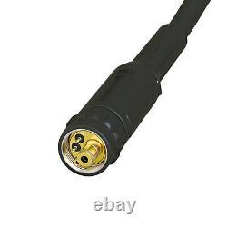 UNIMIG SB15 MIG WELDER TORCH GUN for ALUMINIUM WELDING BINZEL TIP, LINER, NECK