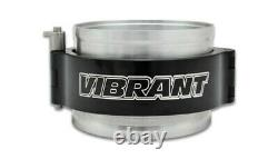 Vibrant VBT-12515 HD Clamp, Full Assembly, includes HD Clamp, Aluminum Weld Ferr