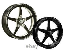 W788B-17001 WELD Wheel AlumaStar 2.0 Aluminum Matte Black 17 in. X 2.25 in. Stra