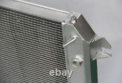 WELD 2 ROW ALUMINUM RADIATOR 2006-2010 Chevy/GMC Silverado 2500/3500 HD V8 6.6L