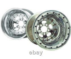 WELD 480586530 Wheel Aluminium 15X8 TRAKSTAR 5X4.5 3BS PolishedISH