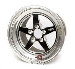 WELD RACING 17x10.0 RT-S Wheel 5x120 BC 7.2BS P/N 71HB7100N72A