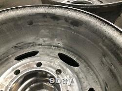 WELD Racing Forged Truck Wheel Outback 16x10 8x6.5 Dodge Chevy 8 lug