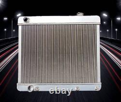 Weld 3 Row Aluminum Radiator Fit 1961-1964 Oldsmobile Jetstar, V8 394 Engine