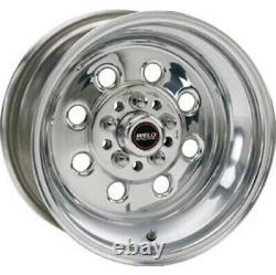 Weld Racing 90-56416 Street and Strip 15X6'' Polished Draglite 5X5'' 3.5'' BS