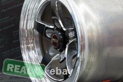 Weld Racing Black RT-S 15x10.08 5x114.3 Lug Medium Pad 7.5 BS Wheel