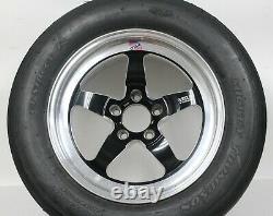 Weld Racing RT-S S71 17 Forged Aluminum Wheel 17x10 Rim USED