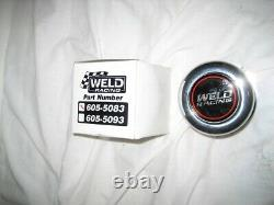 Weld Racing Scorpios 5x5 NOS Brand New In Box