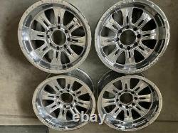 Weld Racing Velocity wheels 20x10 8x170