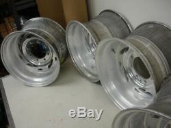 Weld Racing Wheels scorpio 16.5x9.75 8x6.5 weld wheels set of 4 8lug weld racing