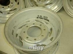 Weld Racing Wheels scorpio 16x8 8x170 weld wheels set of 4 8lug weld racing