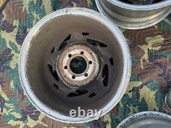 Weld Scorpio's Wheels 15x8 Rims 6 x 4.5/114.3mm Lug Pattern Dakota Frontier