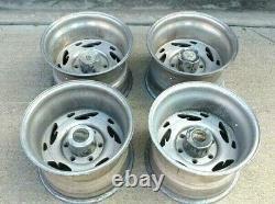 Weld Scorpio wheels 6x5.5 6x139.7 4WD Offroad