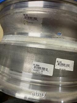 Weld Super Single II 246 15x8 6x5.5 22mm Offset PAIR OF 2 NOS