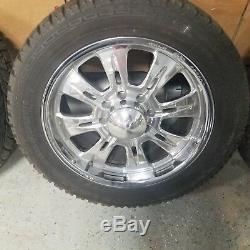 Weld Wheels, velocity 8x6.5, 20x9.5