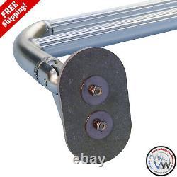 Welding World 38 Surface Mounted Custom Foldable Footrest